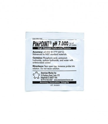 American Marine PINPOINT pH 7.000 Calibration Fluid