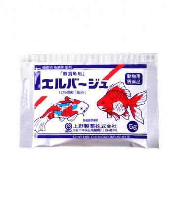Japanese Yellow Powder sachet