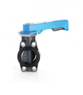 "FIP Ball Butterfly Valve FE DN 40÷200 (4"" and 6"", SCH 80)"