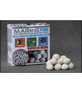 MarinePure 2QT Spheres Bio Filter Media
