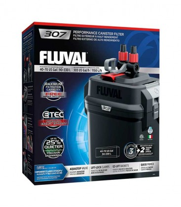 Fluval 307 Canister External Filter Pump A446