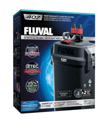 Fluval 407 Canister External Filter Pump A449