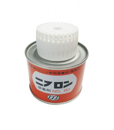 Pipe Glue 100g PVC Solvent No. 60