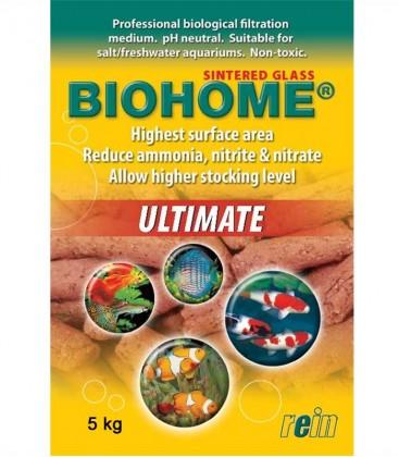 Biohome Ultimate Aquarium Bio Filter Media 5kg - Rein Biotech