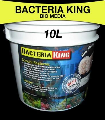 Bacteria King 10 litres bio filter media