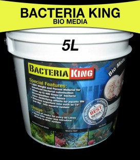 Bacteria King Bio Media 5L
