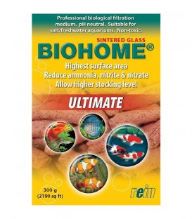 Biohome Ultimate Filter Media 300g