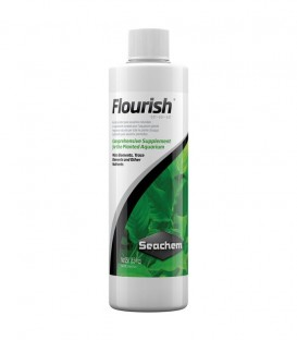 Seachem Flourish 250ml - supplement / fertiliser for freshwater plants