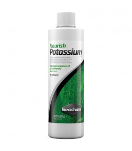 Seachem Flourish Potassium 250ml - Liquid fertiliser for the planted tank