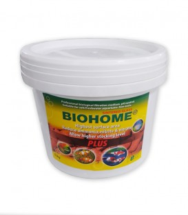 Biohome Plus 5kg aquarium biological filter media