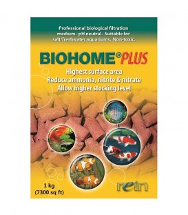 Biohome Plus 1kg Filter Media