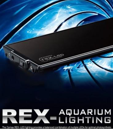 Dymax Rex LED Aquarium Lighting - 120cm