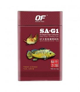 OF SA-G1 Pro Monster Fish Food 1kg (Large)