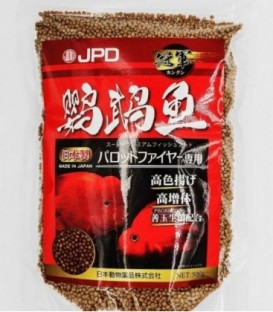 JPD Kangun Series Red Parrot Fish Food (500g)
