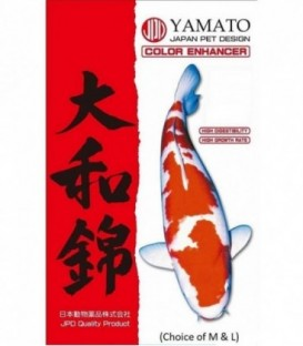 JPD Yamato Floating Large Pellet Koi Food (5kg)