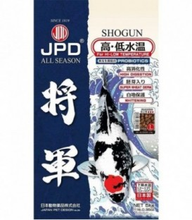 JPD Shogun Probiotics Koi Whitening Food Large Pellet (5kg)