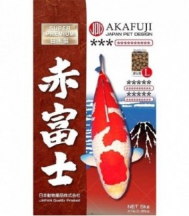 JPD Akafuji Floating Large Pellet Koi Food (5kg)