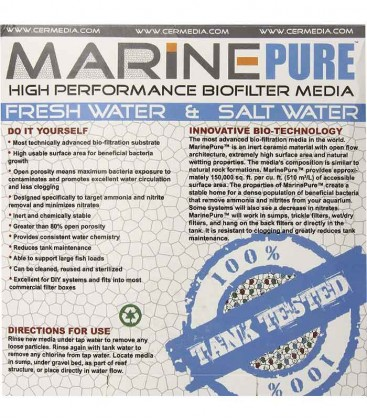 MarinePure Bio Filter Media Block