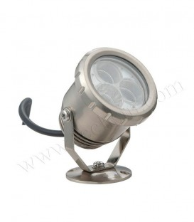Techsin Magic LED Pond Light - Warm White, White