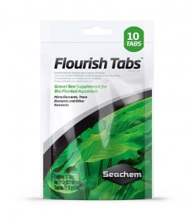 Seachem Flourish Tabs 10 Tablets (SC-505)