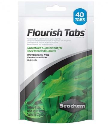 Seachem Flourish Tabs (40 Counts)