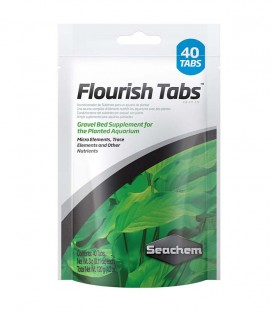 Seachem Flourish Tabs (40 Counts)