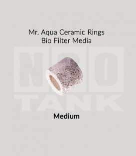 Mr Aqua Ceramic Rings Bio Filter Media 20L - Medium