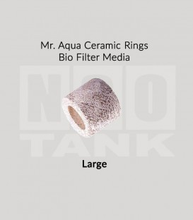 Mr Aqua Ceramic Rings Bio Filter Media 20L - Large
