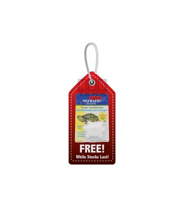 Nutrafin Turtle Conditioner A7510 free gift while stock last