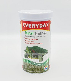 Everyday Turtle Pellets Nutri Food 370g (FF004)