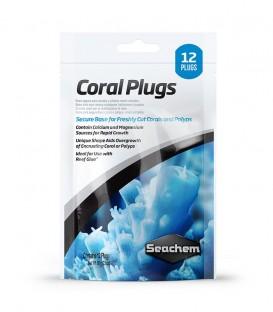 Seachem Coral Plugs (SC-1502)
