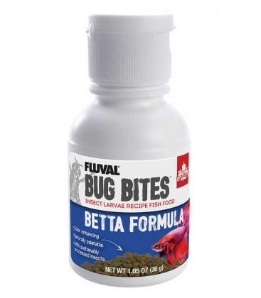 Fluval Bug Bites Betta Formula 30g (A6575)