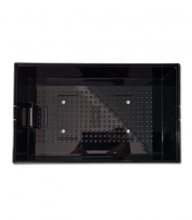 N30 Black OHF Plastic Box - overhead filter accessories