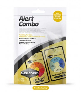 Seachem Alert Combo 6 Month Pack (SC-12)