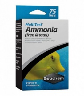 Seachem MultiTest Ammonia 75 Tests (SC-950)
