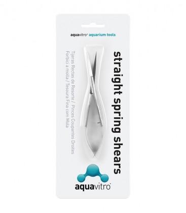 Aquavitro Straight Spring Shears 15cm (SC-7683)