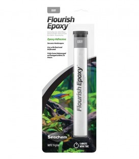 Seachem Flourish Epoxy Gray 114g (SC-3125) planted aqua scaping glue