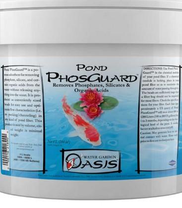 Seachem Pond PhosGuard 4L (SC-2189) phosphate ammonia filter media