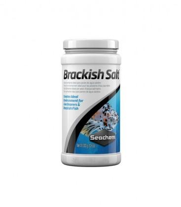 Seachem Brackish Salt 300g (SC-226) freshwater salt dosing