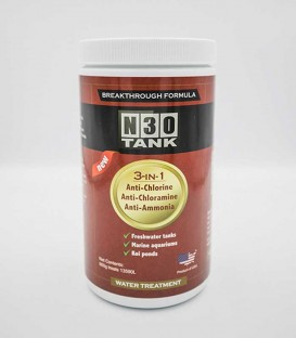 N30 3-in-1 Anti Chlorine 900g water treatment and fresh water conditioner