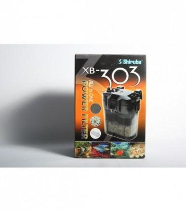 Shiruba Power Filter XB303 (360LPH)
