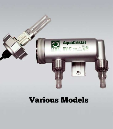 JBL AquaCristal UV-C Water Clarifier