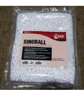 Sinoball Sintered Glass Bio Filter Media 1kg