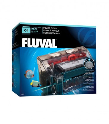 Fluval C4 Power Filter (Hagen 14003)