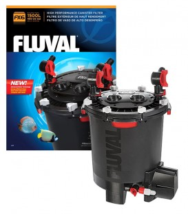 Fluval FX6 High Performance External Filter