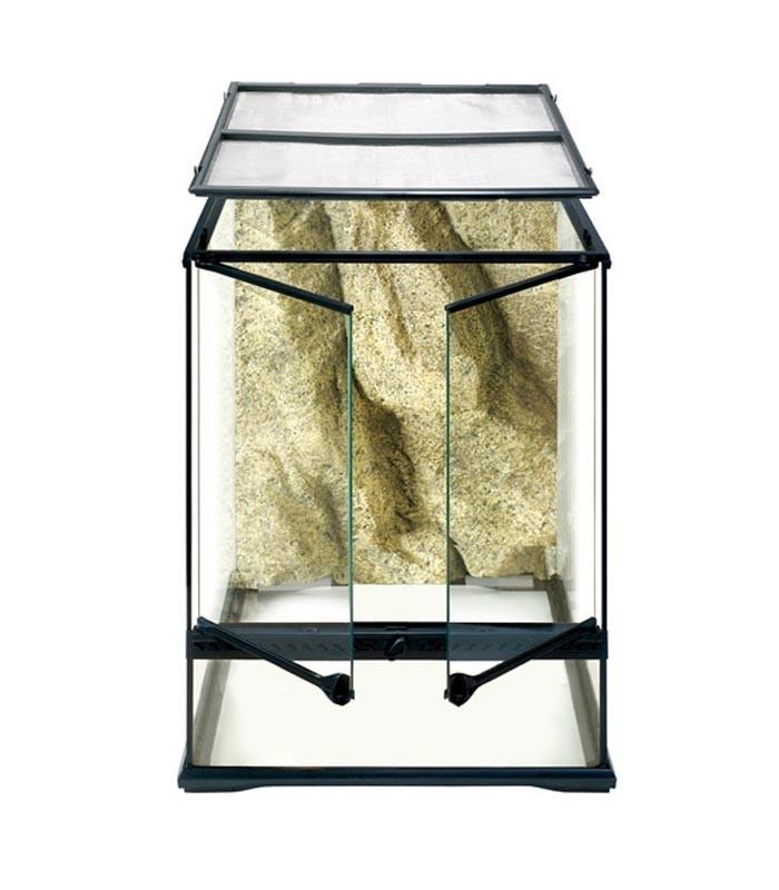 Exo Terra Pt2607 Glass Terrarium Reptile Housing Amphibian Habitat