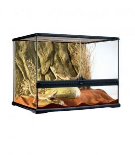 Exo Terra PT2610 Glass Terrarium Medium Wide