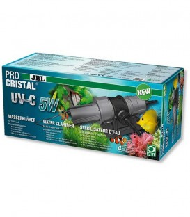 JBL ProCristal UV-C 5/11/18/36W Water Clarifier