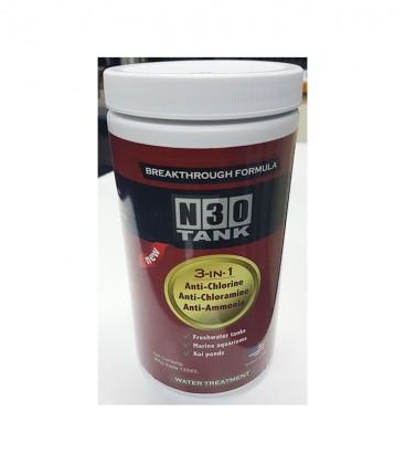 3-in-1 Anti-Chlorine Chloramine Ammonia Tap Water Treatment