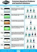 seachem products for common aquarium problems